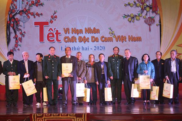 """CHƯƠNG TRÌNH NGHỆ THUẬT """"Tết Vì nạn nhân chất độc Da cam Việt Nam"""" , lần thứ II – 2020"""""""