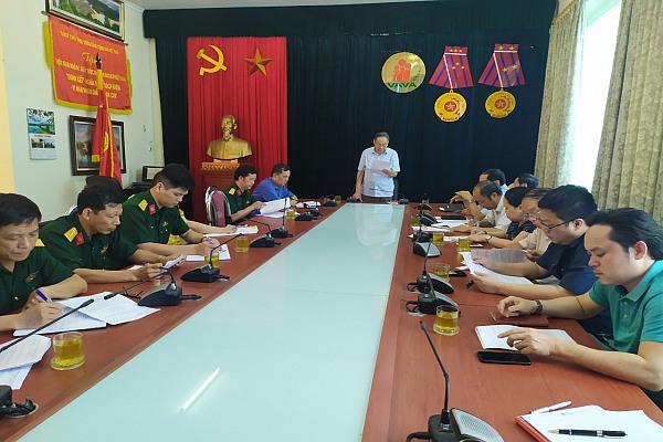 Hội nghị triển khai các hoạt động kỷ niệm 59 năm Thảm họa da cam Việt Nam