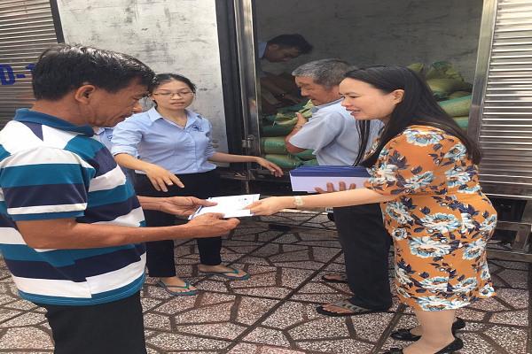 10 năm, Công ty Hải Minh (Đồng Nai)  hỗ trợ gần 2 tỷ đồng cho nạn nhân